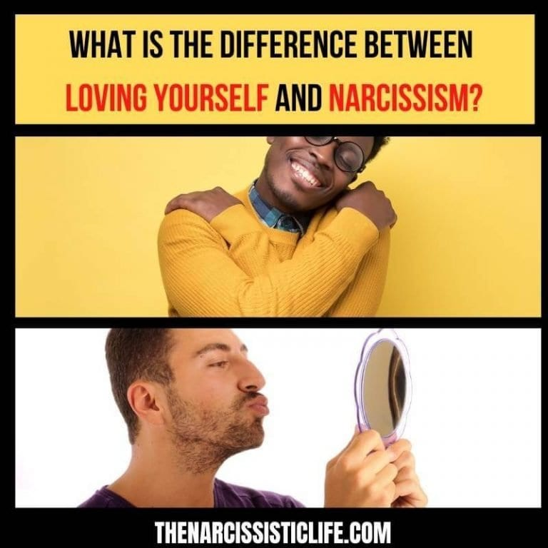 """What is the Difference Between """"Loving Yourself"""" and Narcissism?"""