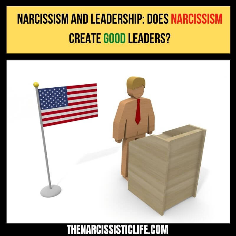 narcissism and leadership