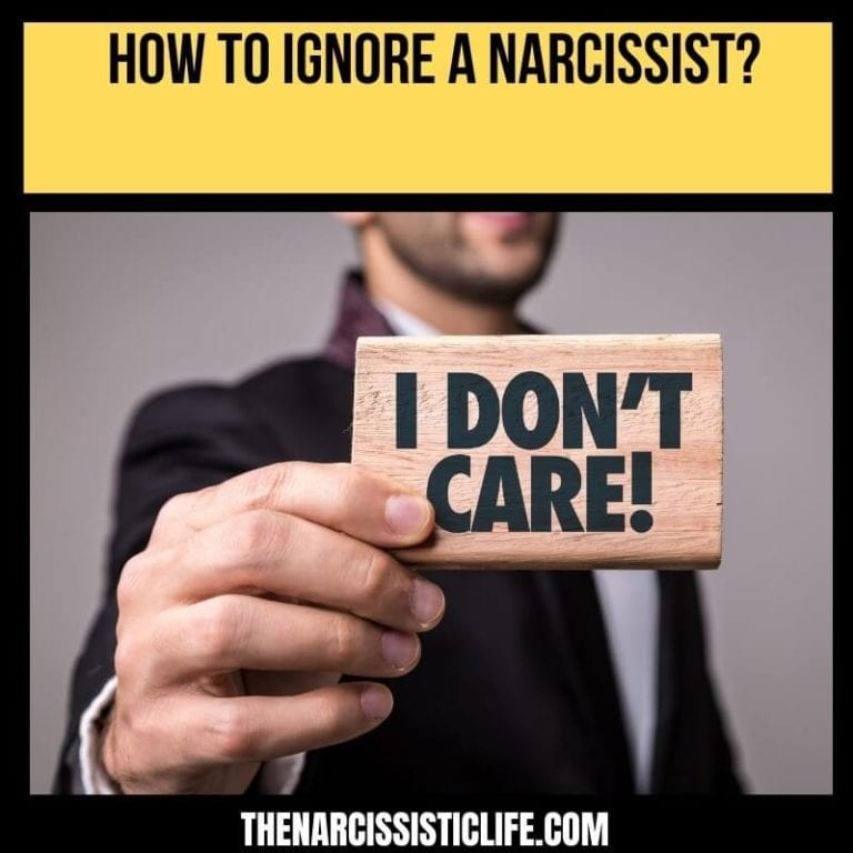 Ignoring a Narcissist: How Does a Narcissist react to being Blocked?