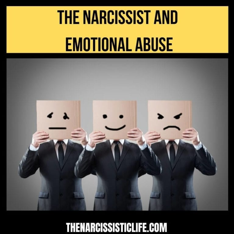 The Narcissist and Emotional Abuse