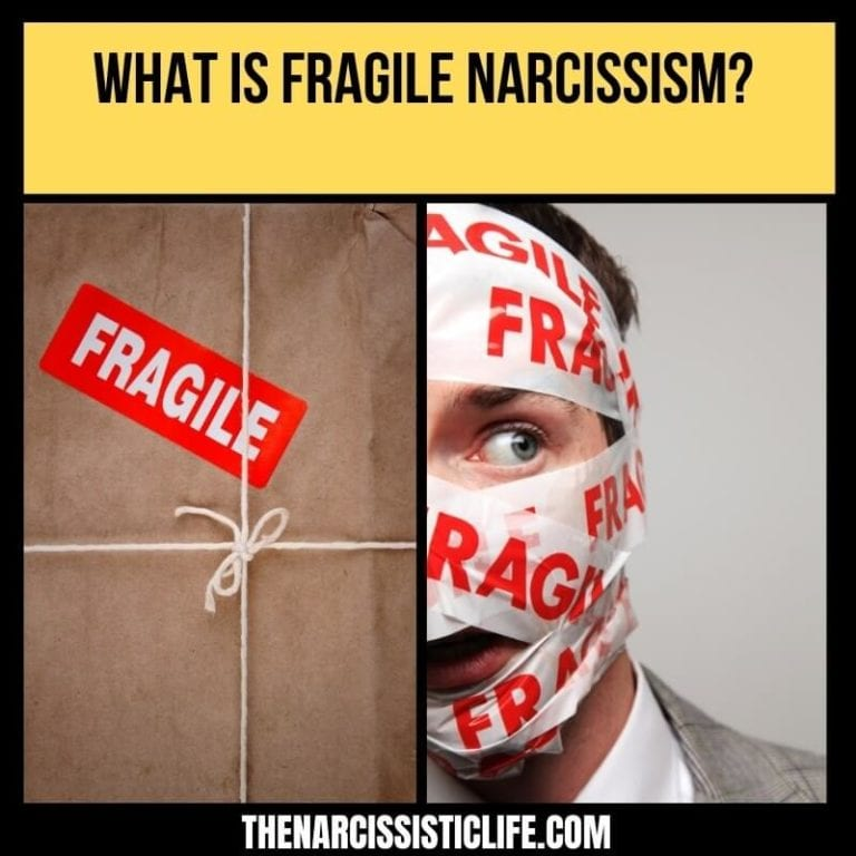 What is Fragile Narcissism?