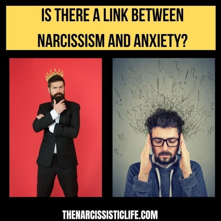 The Link Between Narcissism and Anxiety