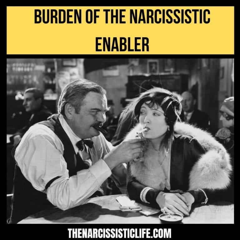 Walk a Mile in My Shoes- The Burden of the Narcissistic Enabler