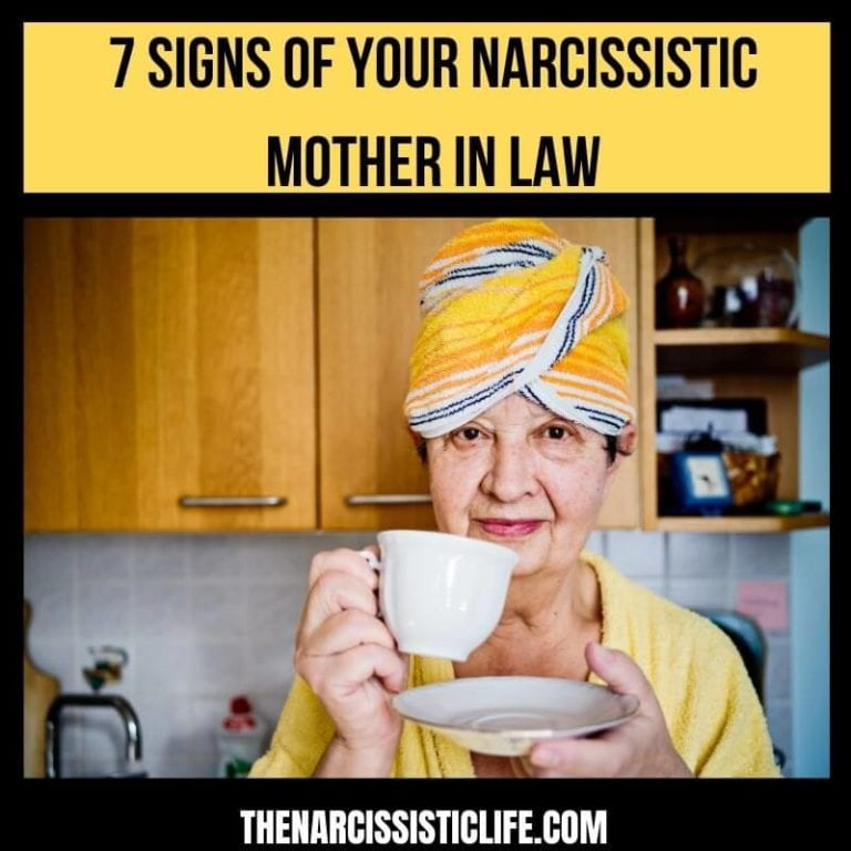 7 Toxic Traits of a Narcissistic Mother in Law (And How to Survive Them)