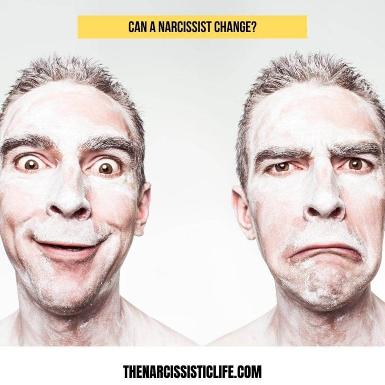 Can a Narcissist Change? 6 Incredible Insights In The Mind of a Narcissist