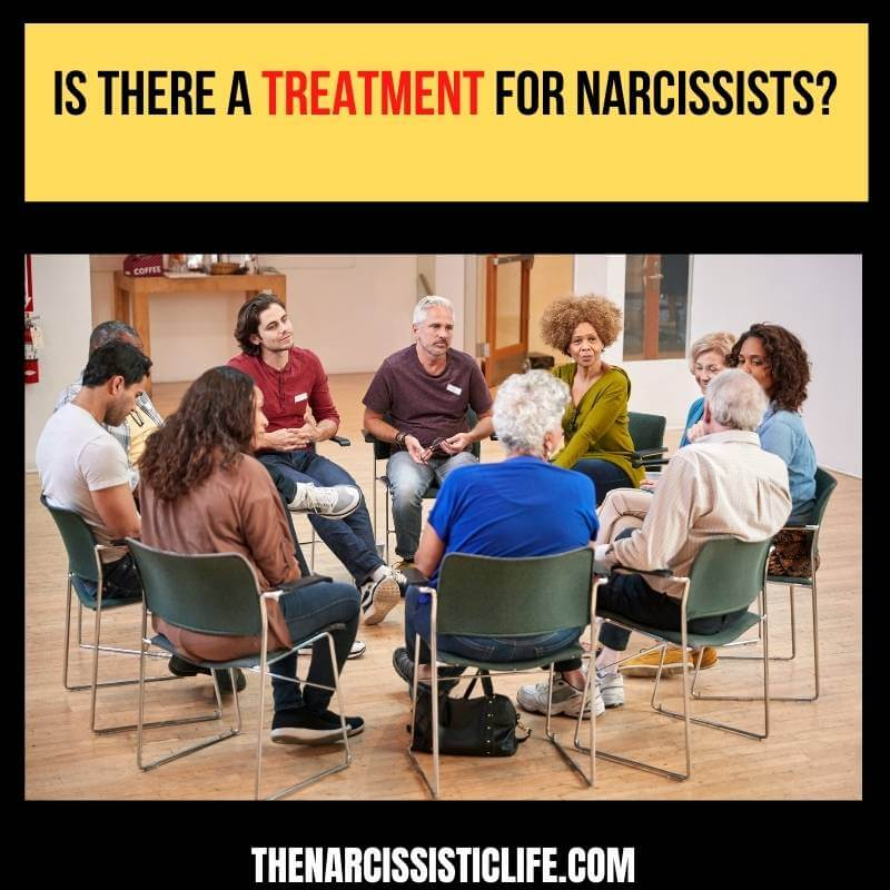 treatment for narcissists