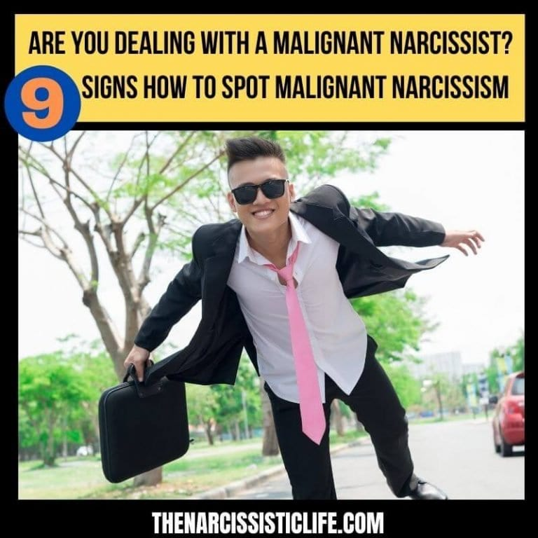What is Malignant Narcissism? 9 Signs To Spot The Malignant Narcissist