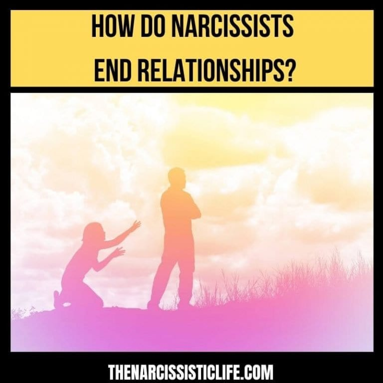 How Do Narcissists End Relationships? 5 Dirty Ways They Use