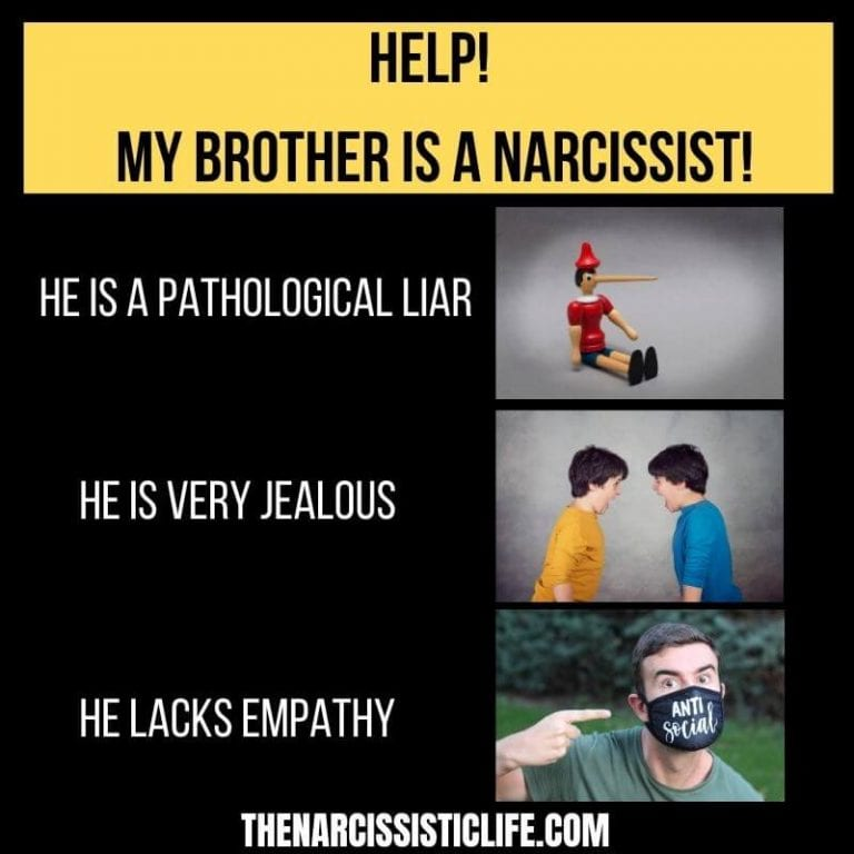 How to Deal with a Narcissistic Brother? 5 Tips That Truly Help