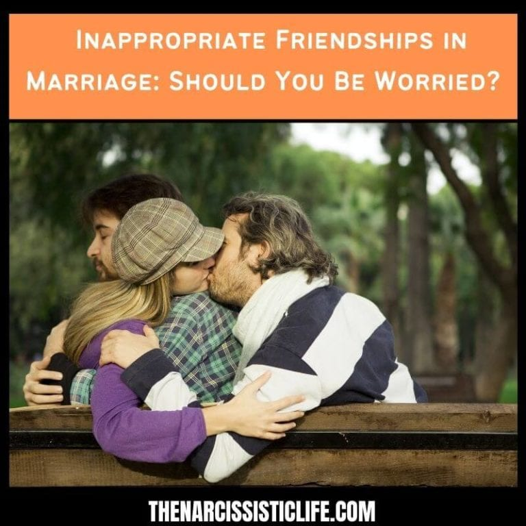 Inappropriate Friendships When Married: Should You Be Worried?