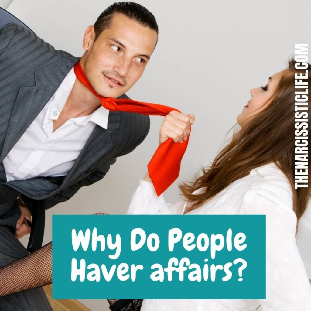 why do people have affairs