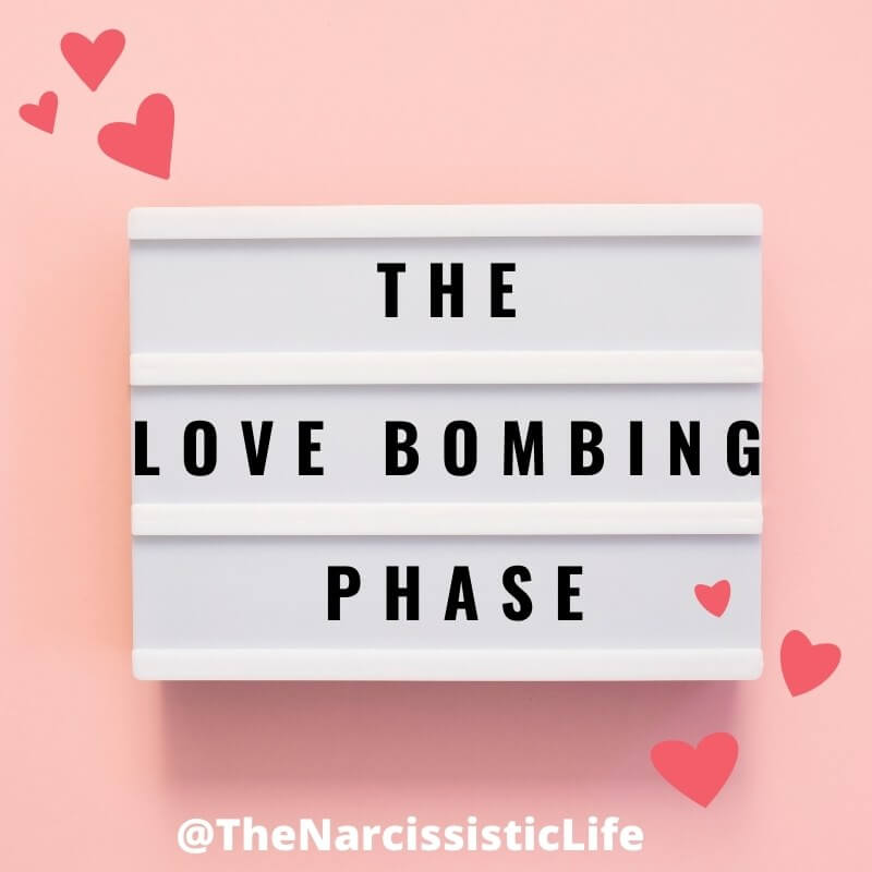 love bombing phase