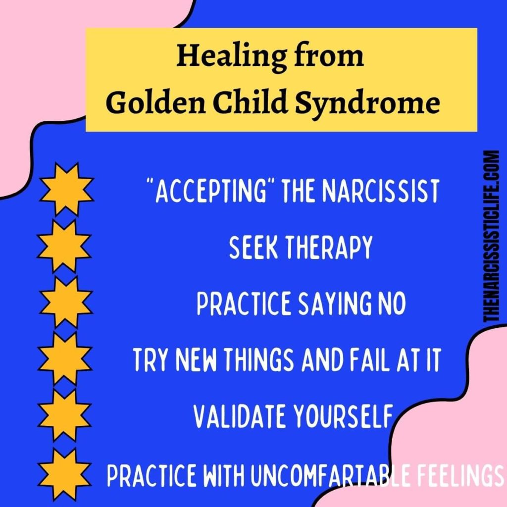 healing from golden child syndrome