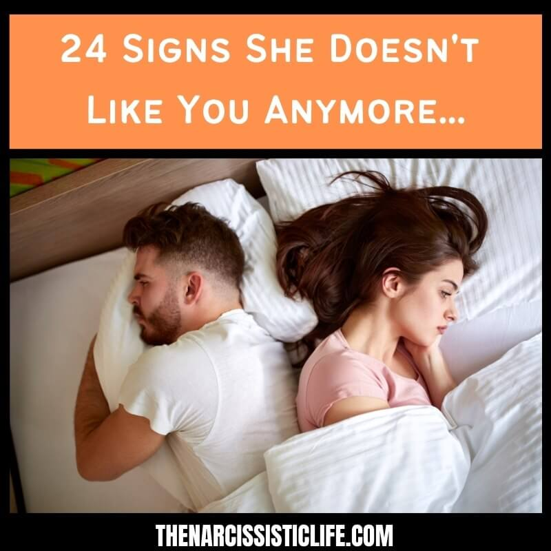 Like signs t you doesn anymore she 10 Signs