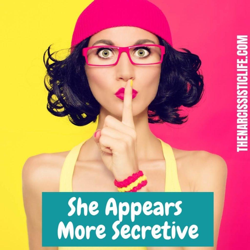 she has secrets