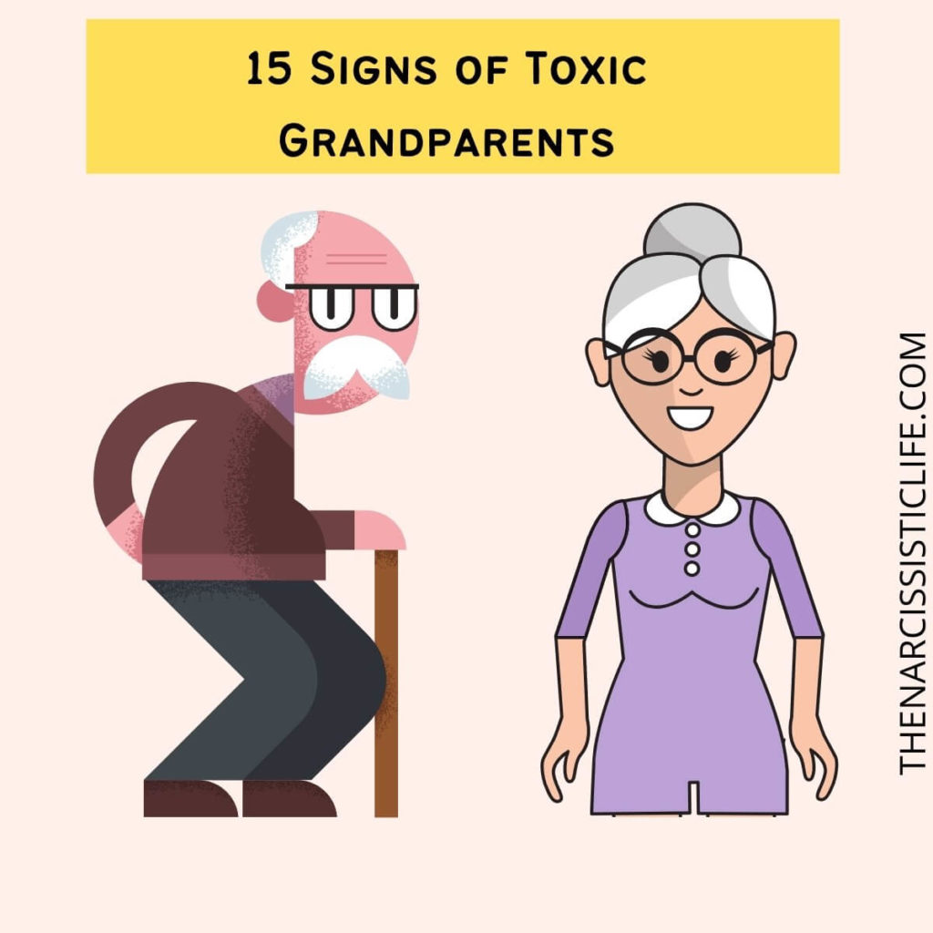 15 Signs of Toxic Grandparents