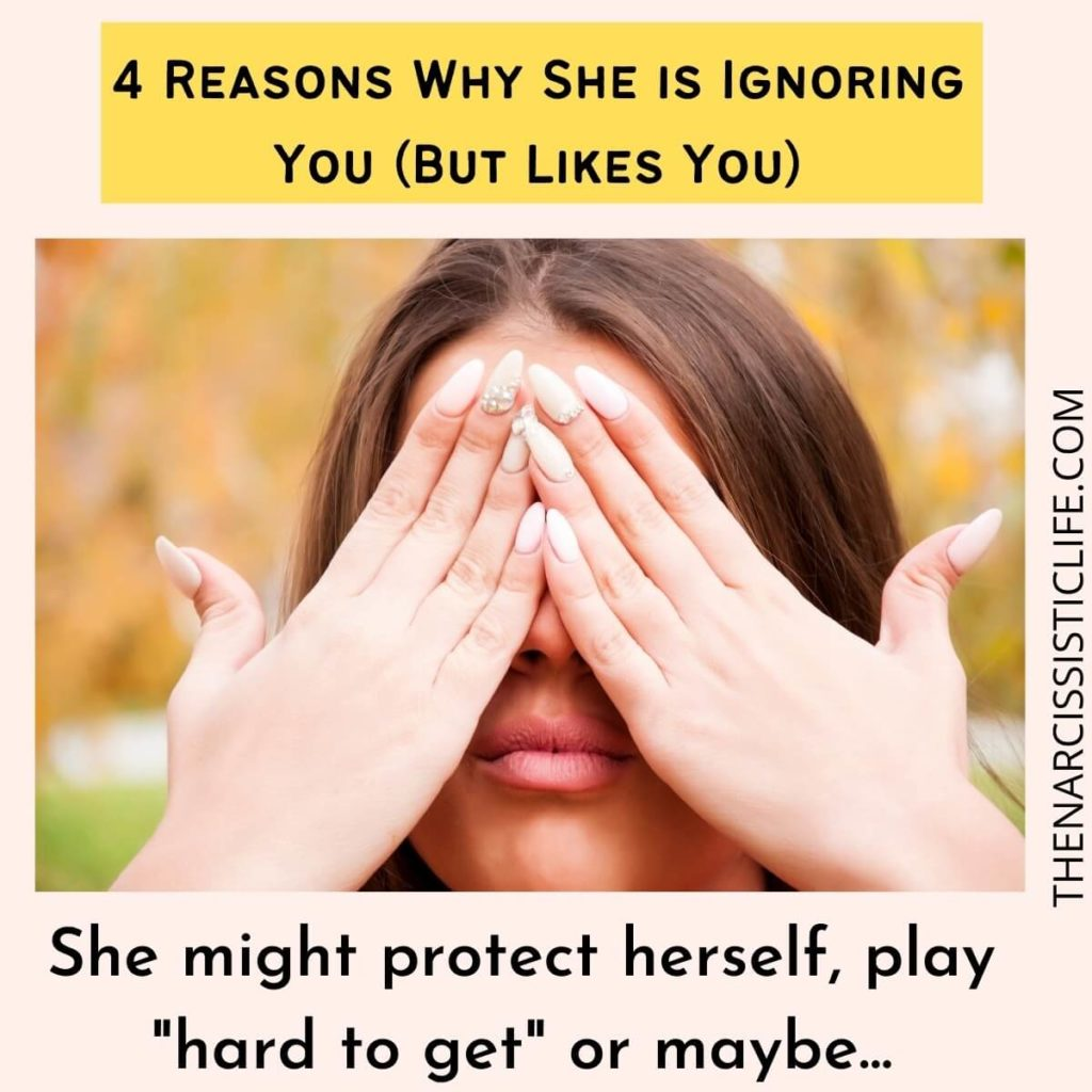 Reasons Why She is Ignoring You