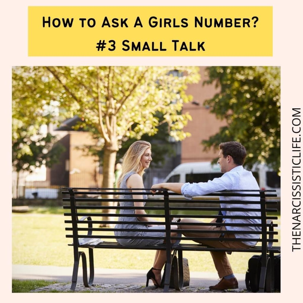 How to Ask A Girls Number_ #3 Small Talk